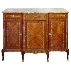 French Mid 19th Century Transitional Style Buffet