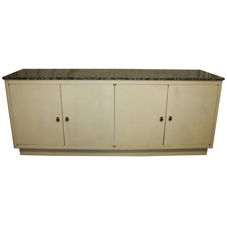 French mid-20th century sideboard.