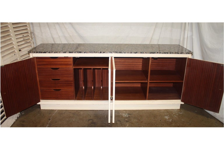 French Mid-20th Century Sideboard For Sale 4
