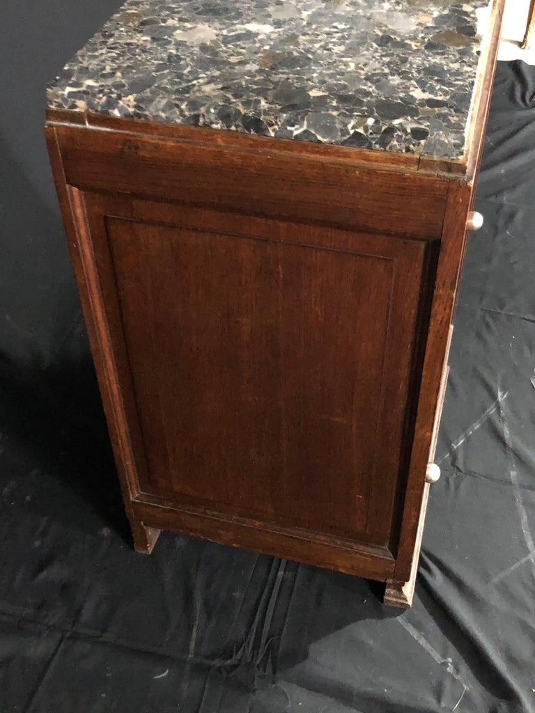 Mid-20th Century French Mid-Century Modern Art Deco Side Table or Nightstand For Sale