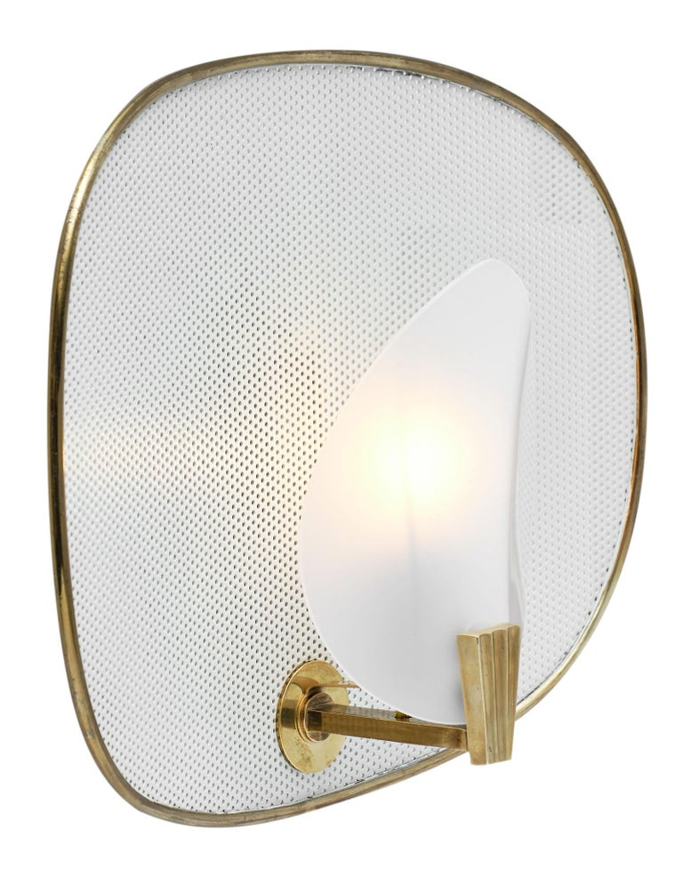 French Mid-Century Modern Sconces For Sale 1