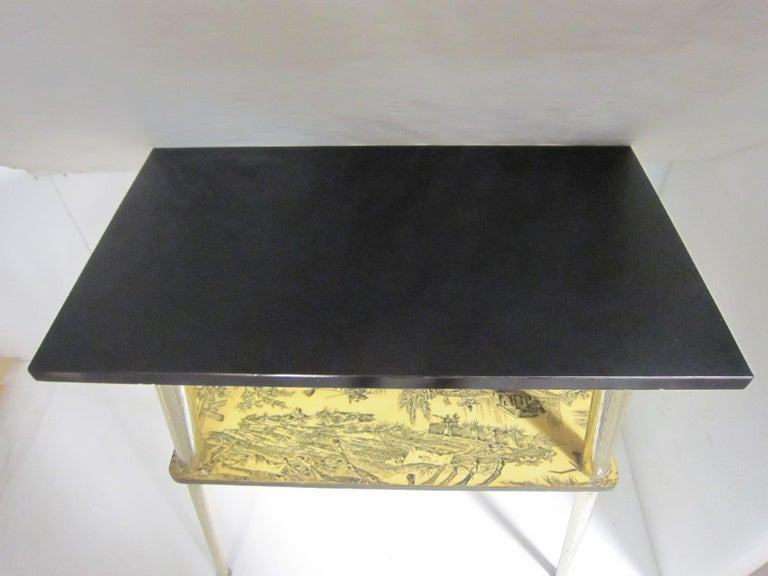 French Midcentury Side Table / Console For Sale 4