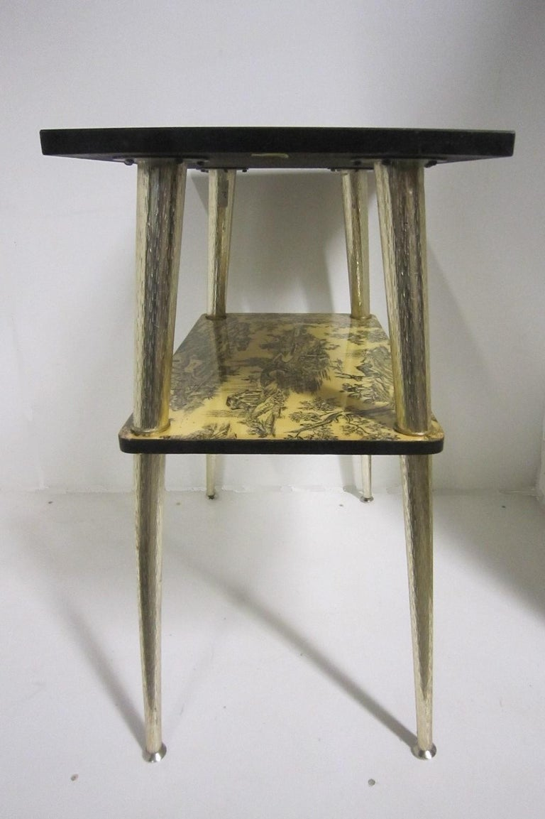Mid-Century Modern French Midcentury Side Table / Console For Sale