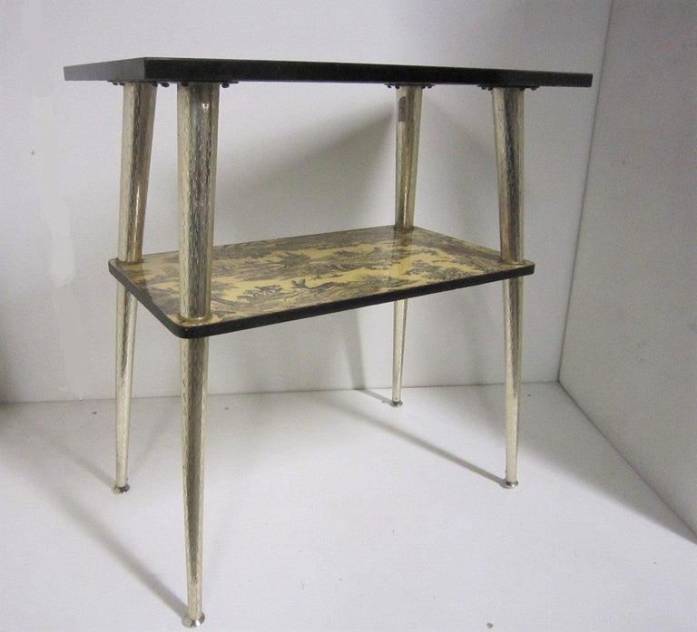 French Midcentury Side Table / Console For Sale 3