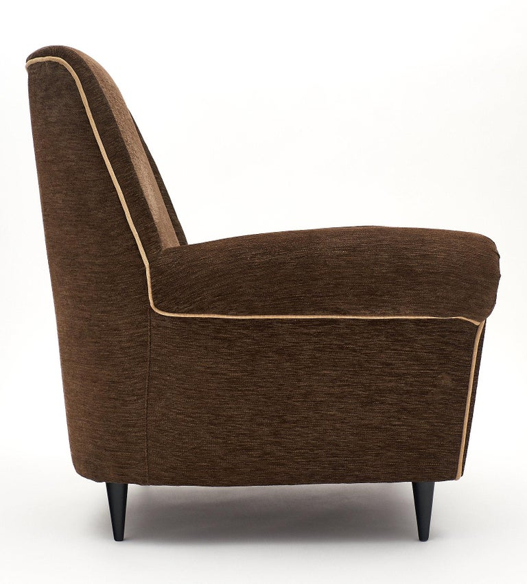 French Midcentury Armchairs For Sale at 1stdibs