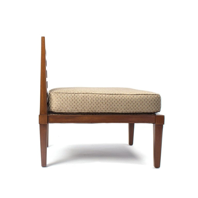 Mid-Century Modern French Midcentury Chairs in the Style of Andre Arbus For Sale