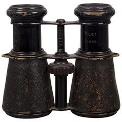 French Military Galilean Binoculars by Jacques F. T. Paris, circa 1880