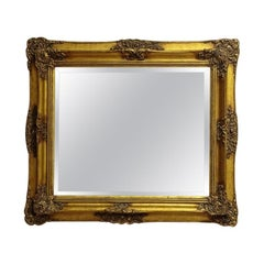 French Mirror in a Double Frame, circa 1900