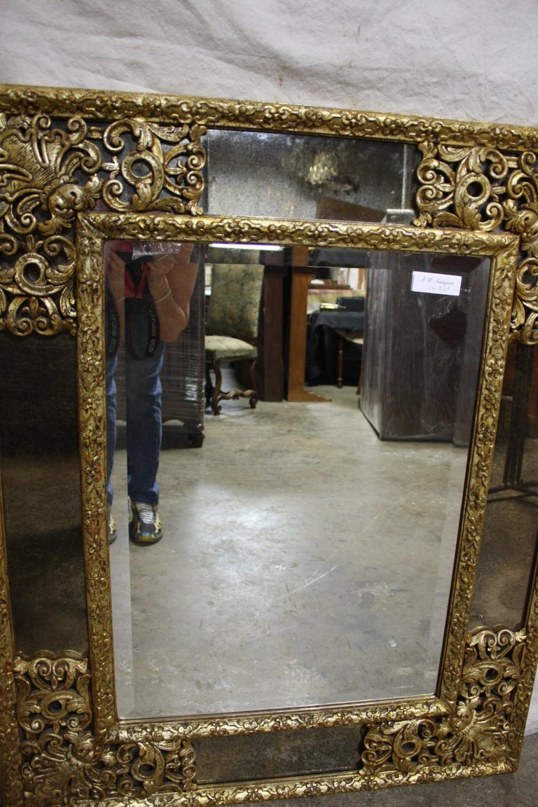 French Mirror, Louis XIV Style For Sale 1