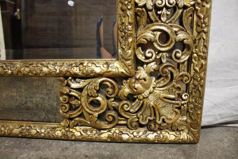 French Mirror, Louis XIV Style For Sale 3