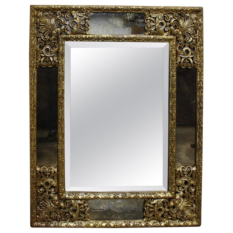 French Mirror, Louis XIV Style For Sale