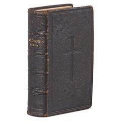 French Missal Book-Paroissien Roman, 1880