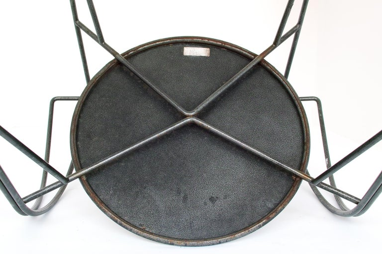 French Modern Patio Chairs by Pascal Mourgue For Sale 2