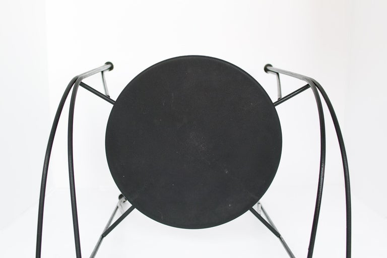 French Modern Patio Chairs by Pascal Mourgue For Sale 3