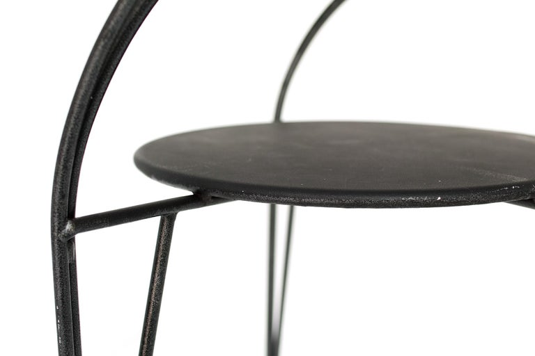 French Modern Patio Chairs by Pascal Mourgue For Sale 4
