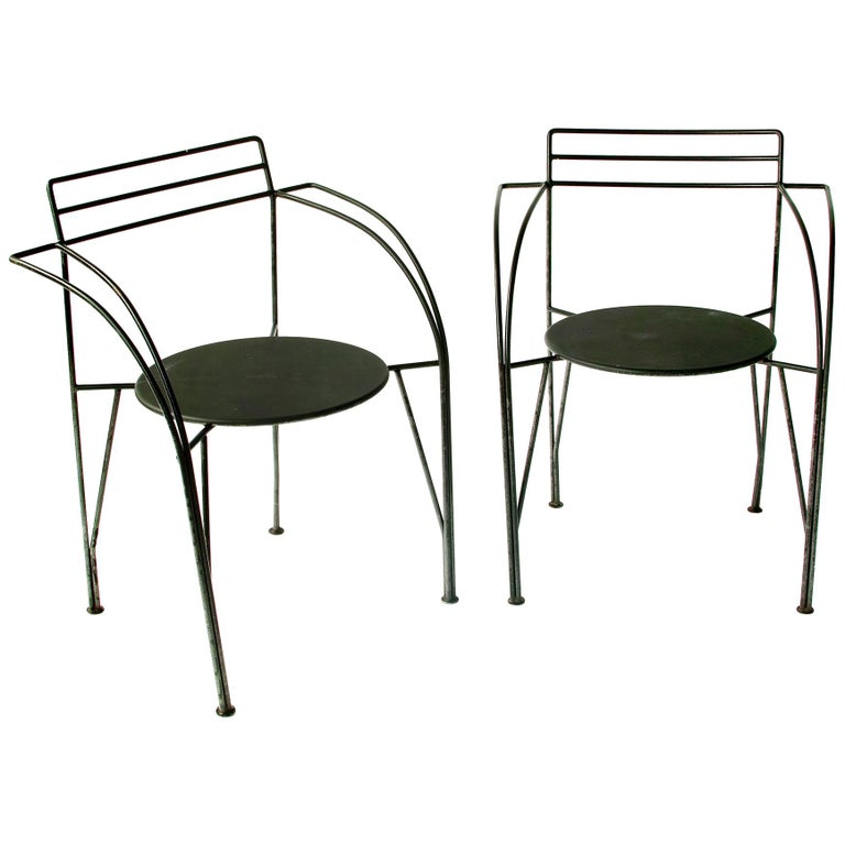 Modern Patio Chairs By Pascal Mourgue