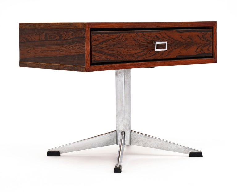 Mid-Century Modern French Modernist Side Tables For Sale