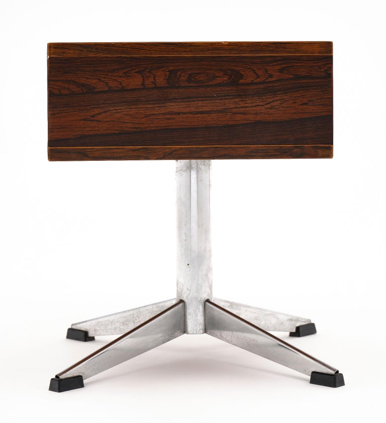 French Modernist Side Tables For Sale 1