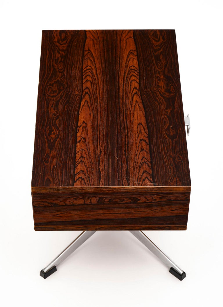 French Modernist Side Tables For Sale 2