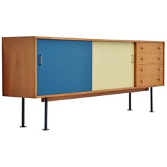 French Modernist Sideboard Forme Libre, France, 1950