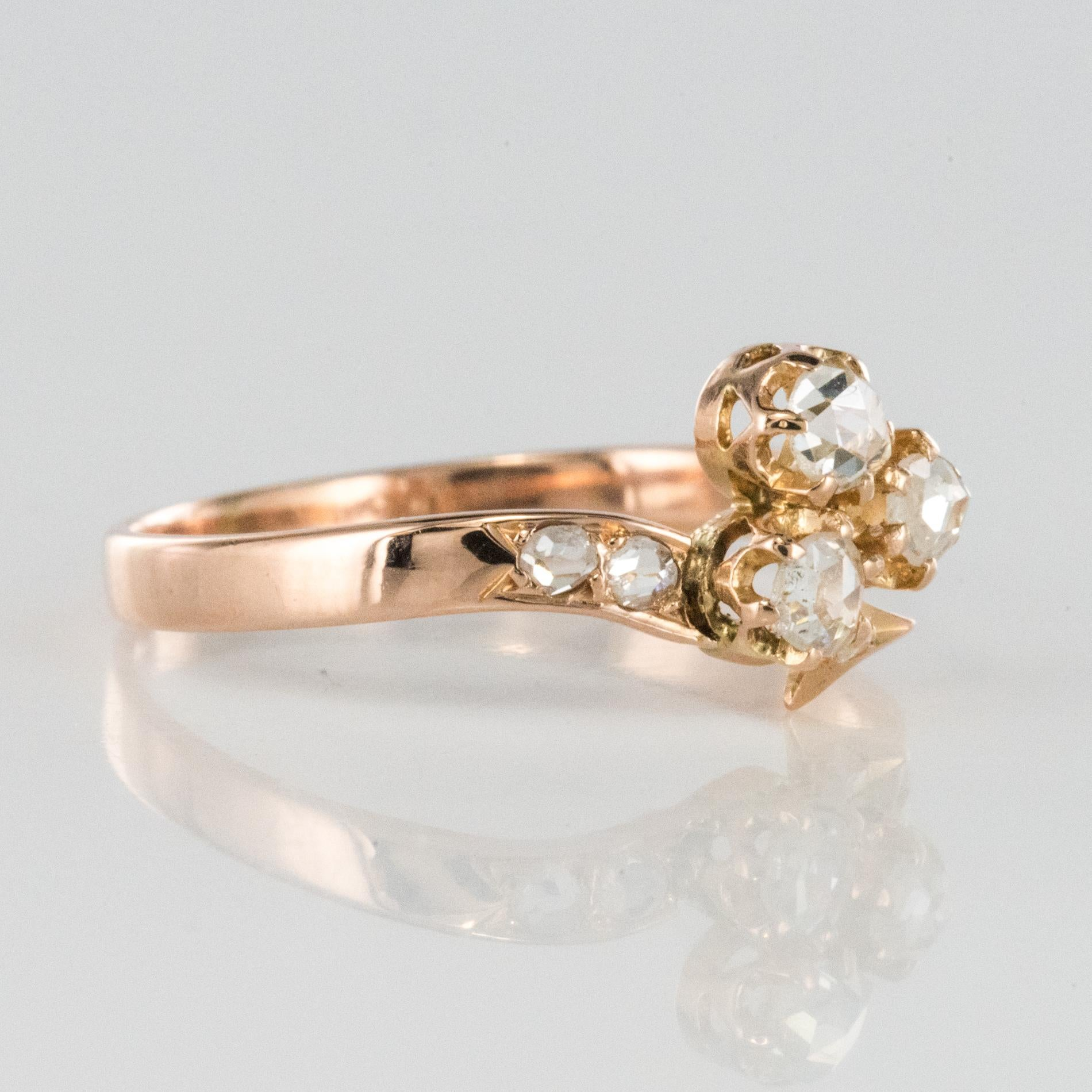 DV Jewels Resizeable Band Crystal Ring