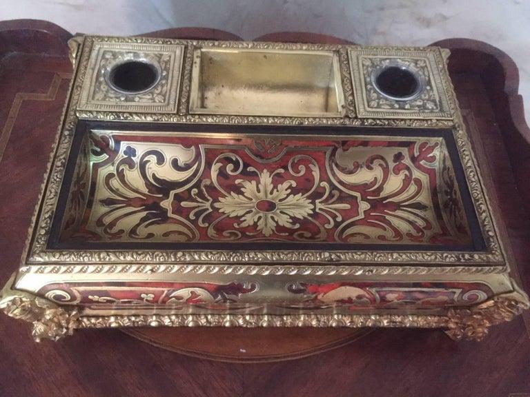 Gilt French Napoleon III Gilded Brass