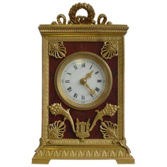 Stone Carriage Clocks and Travel Clocks
