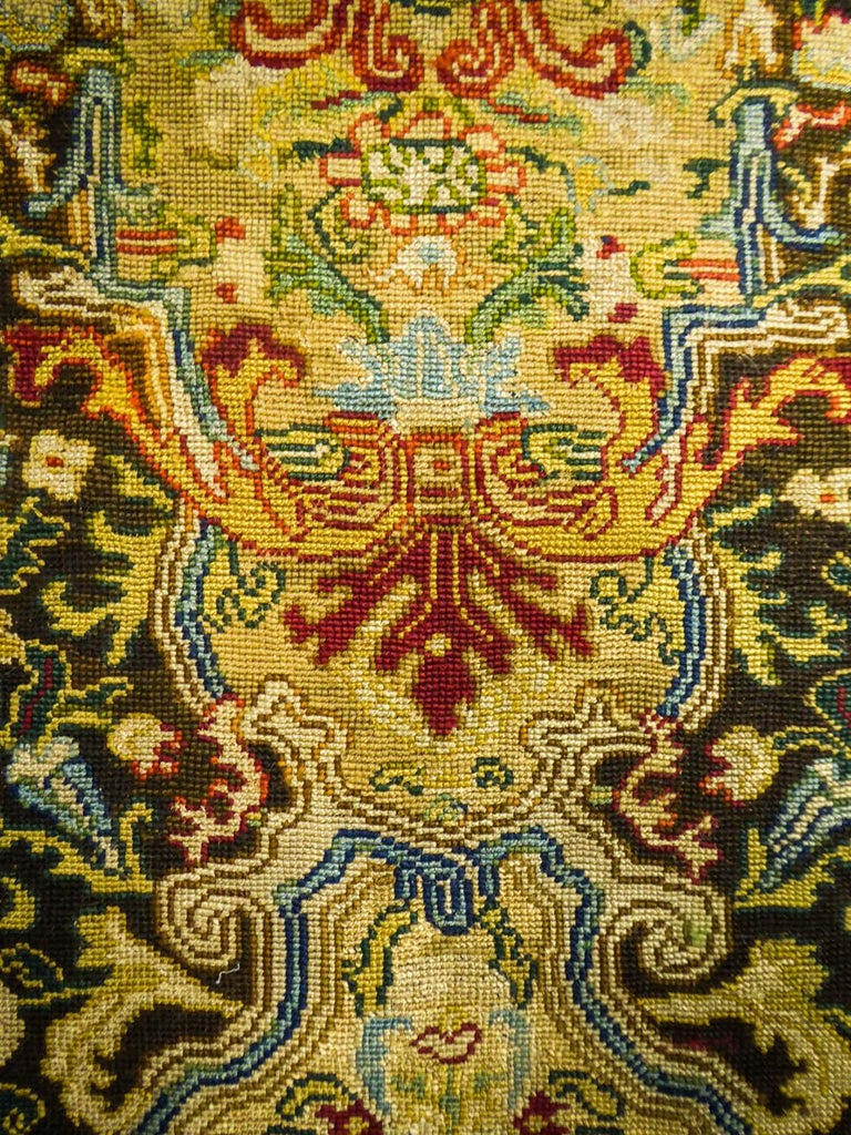 French needle point