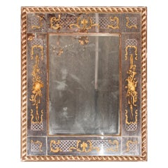 French Neoclassic Mirror