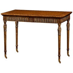 French Neoclassic Writing Table