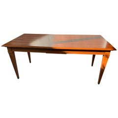French Neoclassical Style Dining Table