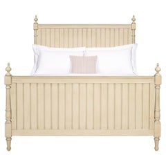 French Norbert Bed Frame, 20th Century