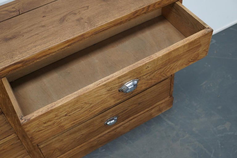 French Oak Apothecary Cabinet, 1930s For Sale 5