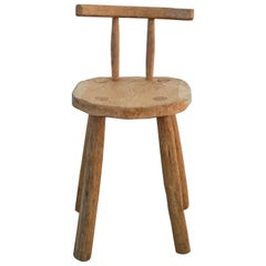 French Oak Chair