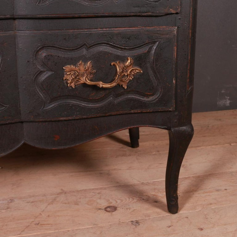 French Oak Commode For Sale 1