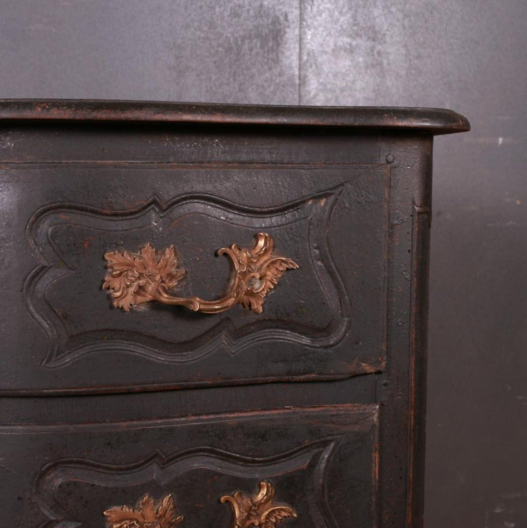 French Oak Commode For Sale 2