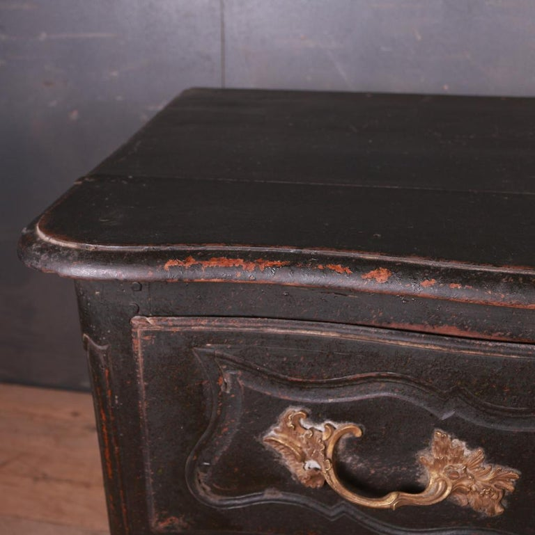 French Oak Commode For Sale 4