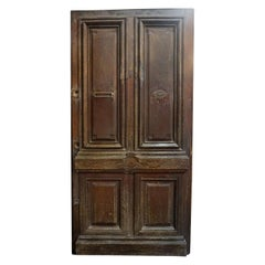French Oak Door