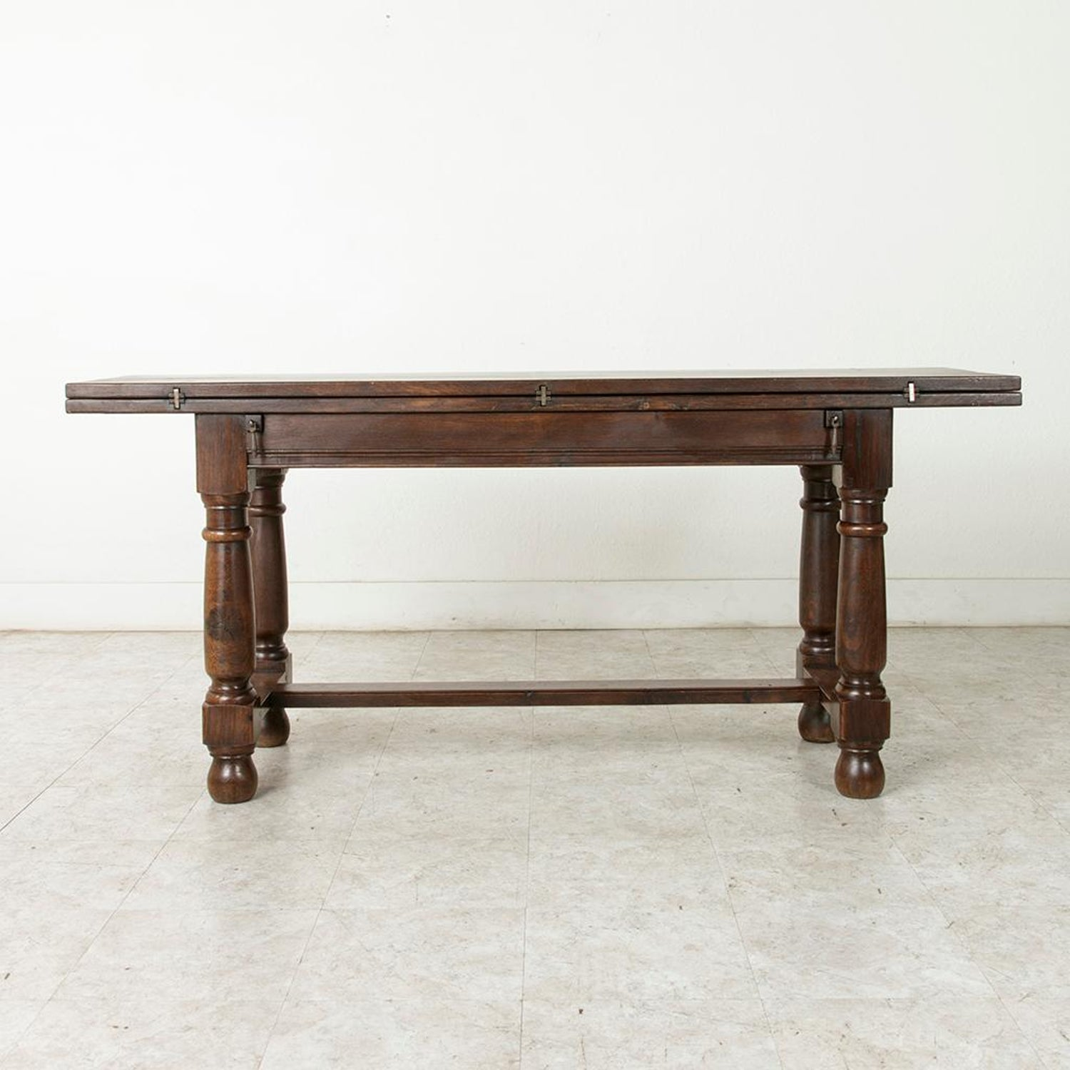 French Oak Hunt Table Console Table Sofa Table Dining Table Circa 1900