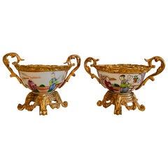 Louis XV Porcelain