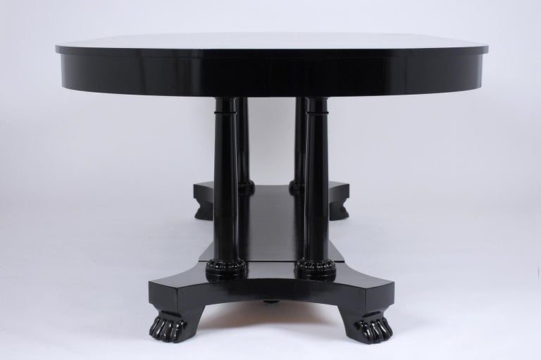 French Oval Dining Table For Sale 3