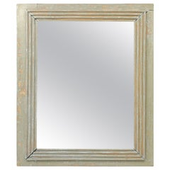 French Painted Mirror