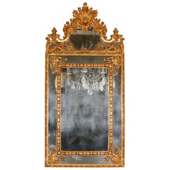 French Parclose Mirror, circa 1850