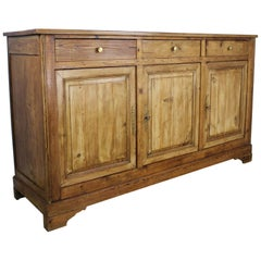 French Pine Louis Philippe Enfilade