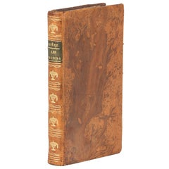 French Poetry Book, Les Saisons by James Thomson, 1816