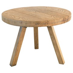 French Primitive Center Table