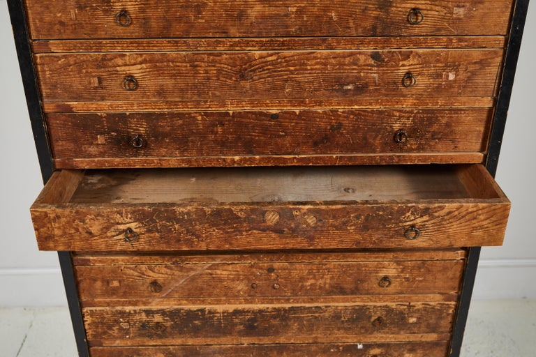 French Primitive Chest of Drawers For Sale 1
