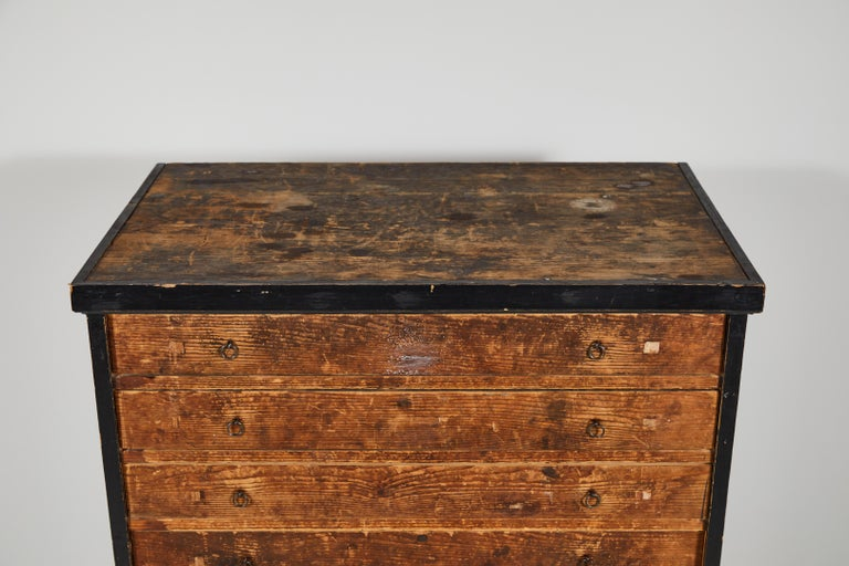 French Primitive Chest of Drawers For Sale 2