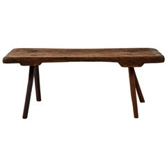 French Primitive Coffee Table
