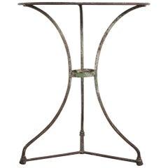 """Französischer """"Bistro"""" Tisch, 1920er Jahre"""